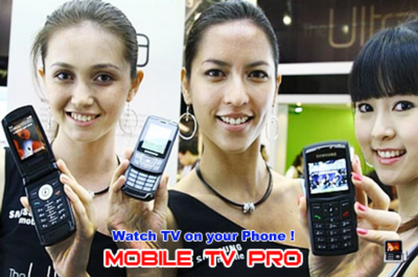 Product picture Mobile tv pro
