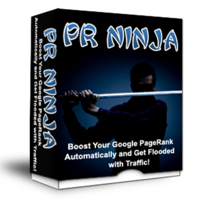 Product picture PR Ninja Software With Resale Rights