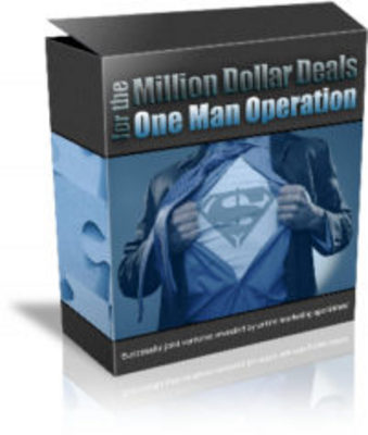 Product picture Millon Dollar Deals With MMR